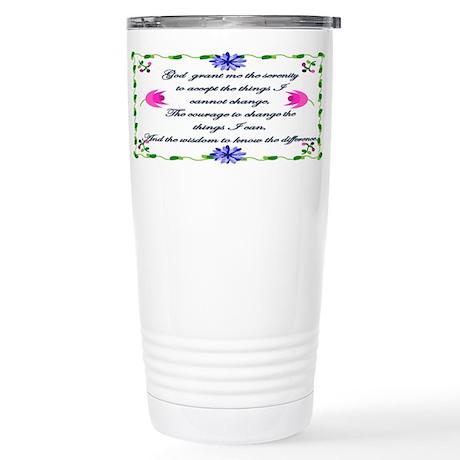 Serenity Sampler Travel Mug