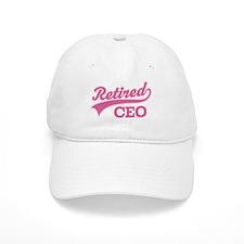 Retired CEO Baseball Cap