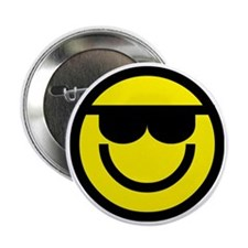 "cool dude emoticon 2.25"" Button"