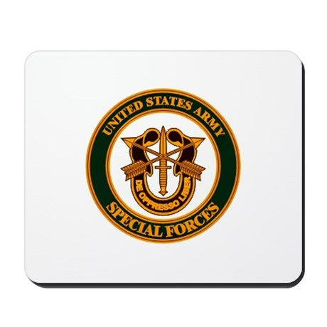 U.S. ARMY SPECIAL FORCES Mousepad
