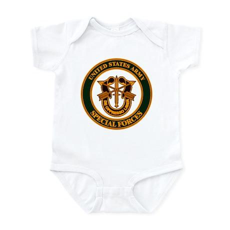 U.S. ARMY SPECIAL FORCES Infant Bodysuit