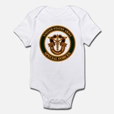 U.S. ARMY SPECIAL FORCES Infant Bodysuit
