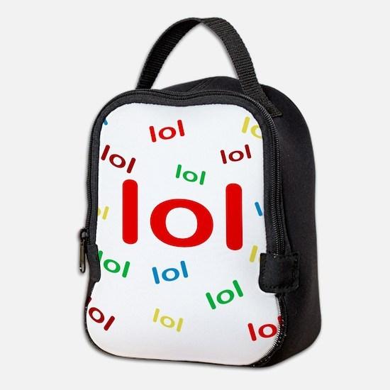 LOL Neoprene Lunch Bag