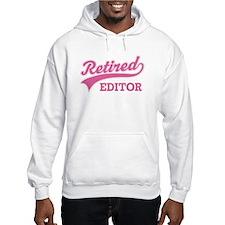 Retired editor Hoodie