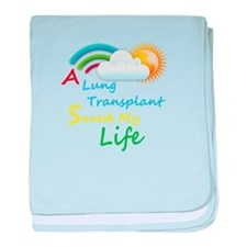 A Lung Transplant Saved my Life Rainbow Cloud baby