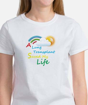 A Lung Transplant Saved my Life Rainbow Cloud Wome
