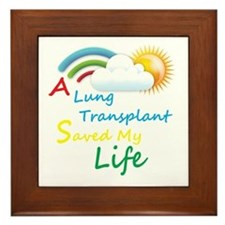 A Lung Transplant Saved my Life Rainbow Cloud Fram