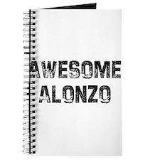 Awesome Alonzo Journal