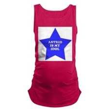 star-astrid.png Maternity Tank Top