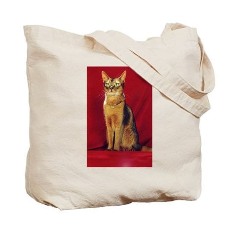 AbbyCat Tote Bag