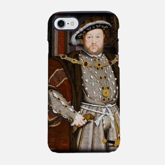 Henry VIII iPhone 7 Tough Case