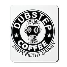 Dubstep Coffee Mousepad