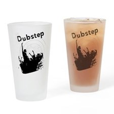 Dubstep Drinking Glass