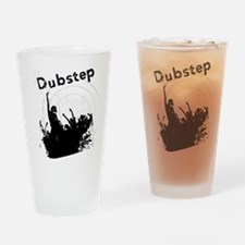 Dubstep Drinking Glass