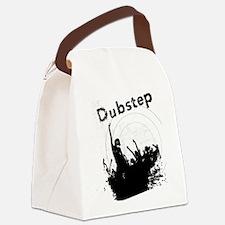 Dubstep Canvas Lunch Bag