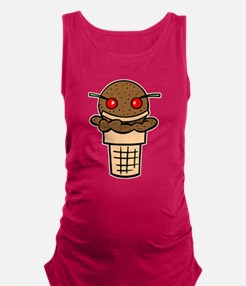 FIN-conehead.png Maternity Tank Top