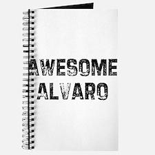 Awesome Alvaro Journal