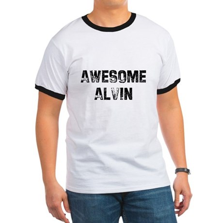 Awesome Alvin Ringer T