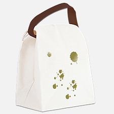 Dirty Bass Canvas Lunch Bag