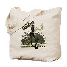 Funny Totoro Tote Bag