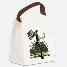 Cool Totoro Canvas Lunch Bag