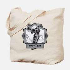 Personalized Boxer Tote Bag