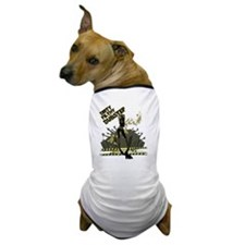 Dirty Filthy Dubstep Dog T-Shirt