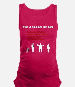Four Stages of Life Maternity Tank Top