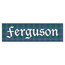 Tartan - Ferguson Bumper Sticker