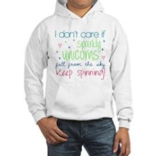 Color Guard Humorous Hoodie