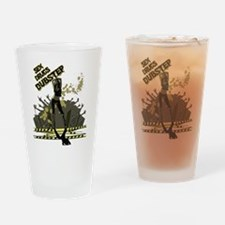 Sex Drugs Dubstep Drinking Glass