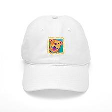 Bright Pittie Baseball Cap