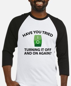 Have You Tried Turning It Off And On Again? Baseba