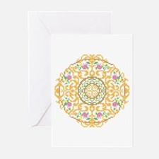 Victorian Medallion Greeting Cards (Pk of 10)