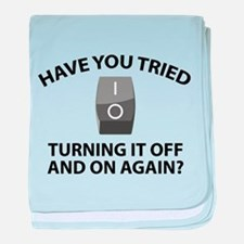 Have You Tried Turning It Off And On Again? baby b