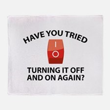 Have You Tried Turning It Off And On Again? Stadiu