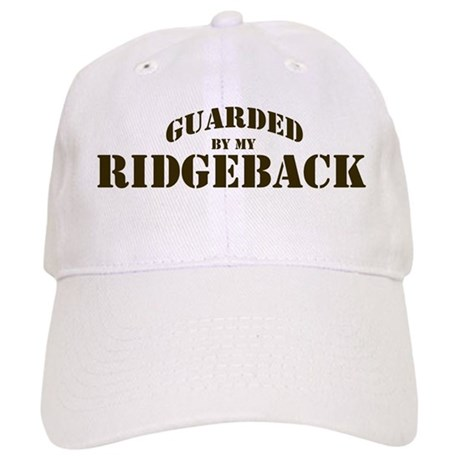 Ridgeback: Guarded by Cap