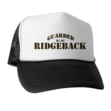 Ridgeback: Guarded by Trucker Hat