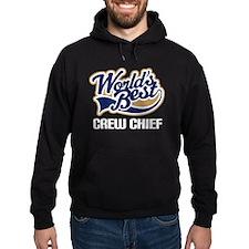 Worlds Best Crew Chief Hoodie