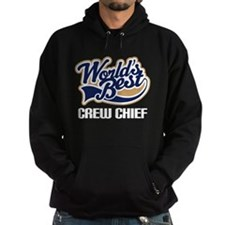 Worlds Best Crew Chief Hoody