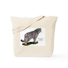 Pallas's Cat Tote Bag