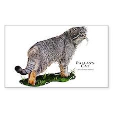 Pallas's Cat Decal