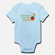 L Shanah Tovah Body Suit