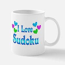 I Love Sudoku Mug
