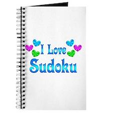 I Love Sudoku Journal