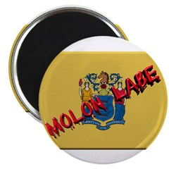 New Jersey Molon Labe 2.25