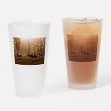 Heavenly Light Drinking Glass