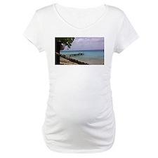 Nice view Curacao pelikan Shirt