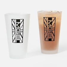 MGB Drinking Glass