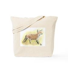 Fox & Kitten Tote Bag